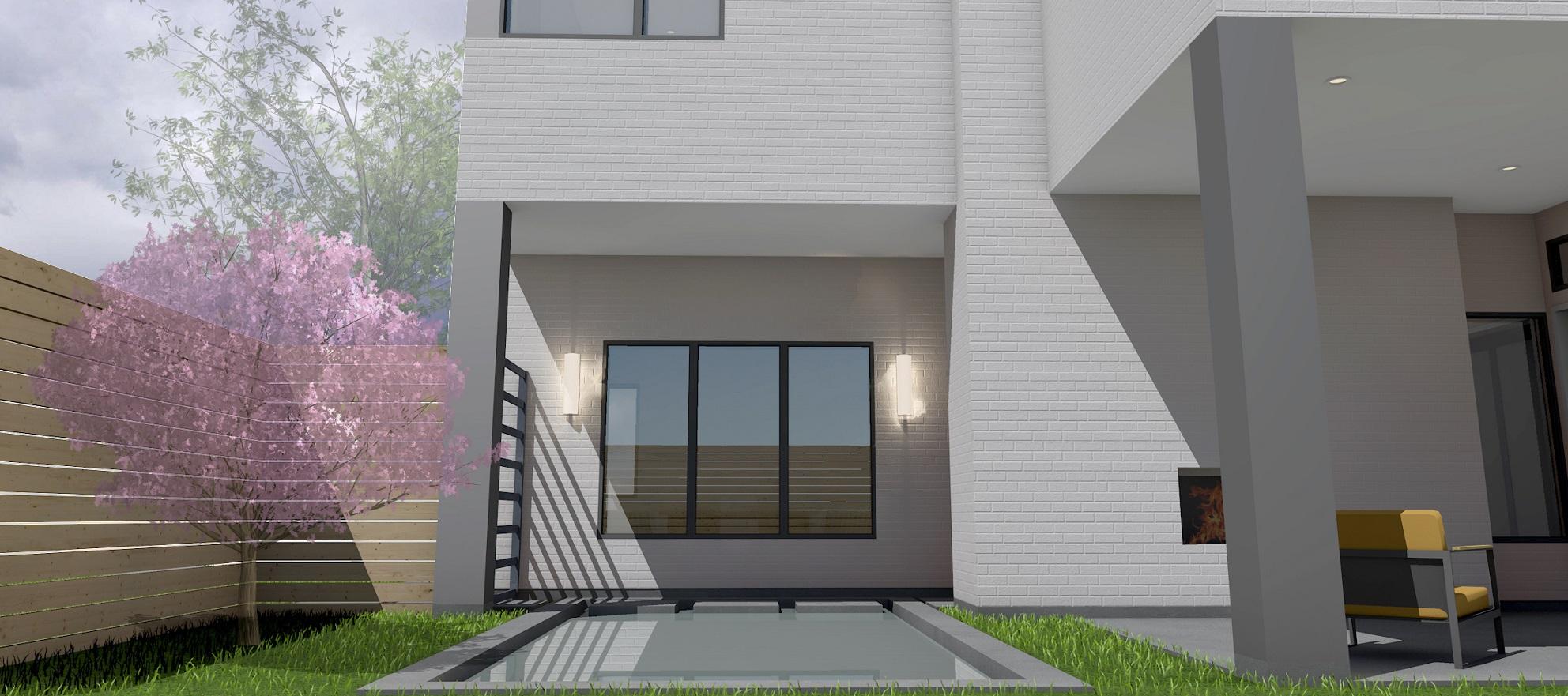 Development spotlight: modern construction in Upper Kirby