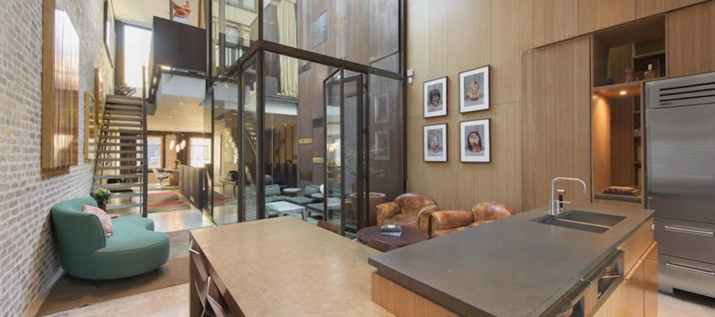 Luxury listing of the day: 5-bedroom Tribeca townhouse in NYC