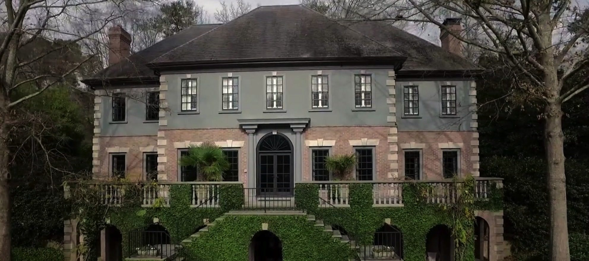 Video listing of the day: An Atlanta estate on pristine land