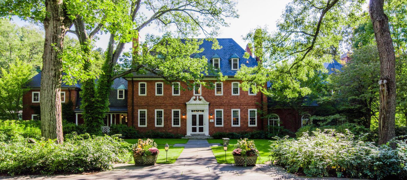 Luxury listing of the day: Historic landmark in Weston, Mass.