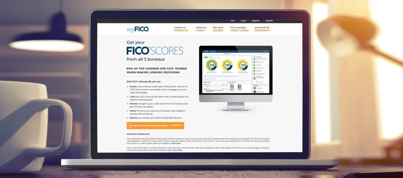 Average FICO scores hit all-time high