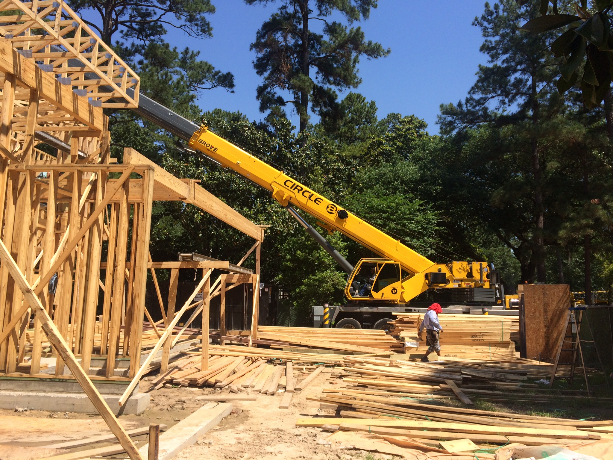 New construction home in Houston