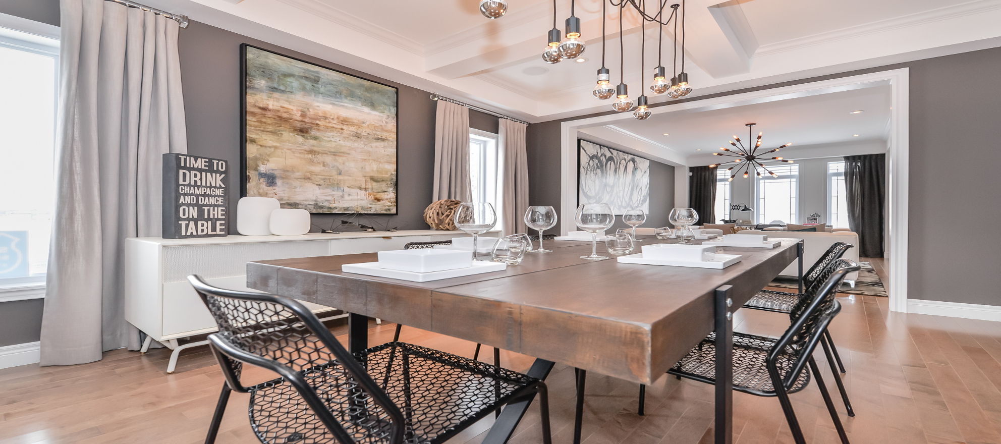 3-D home of the day: Timeless elegance