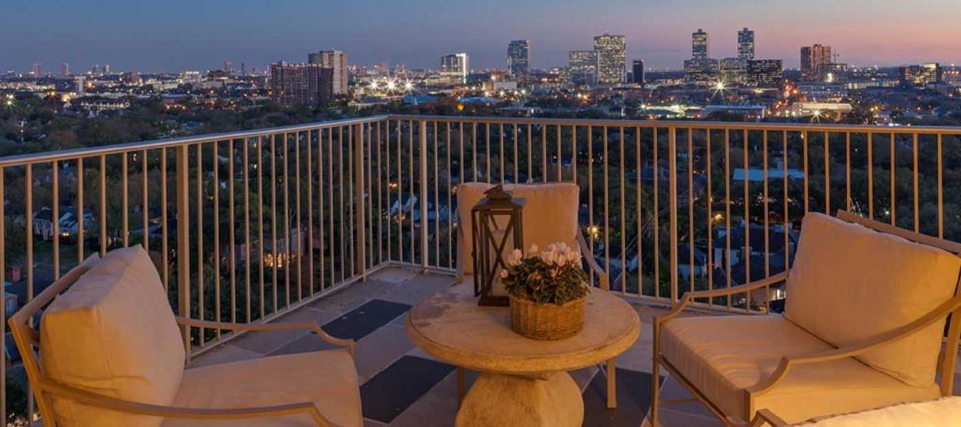 Smarteplans listing: Houston condo with unobstructed views
