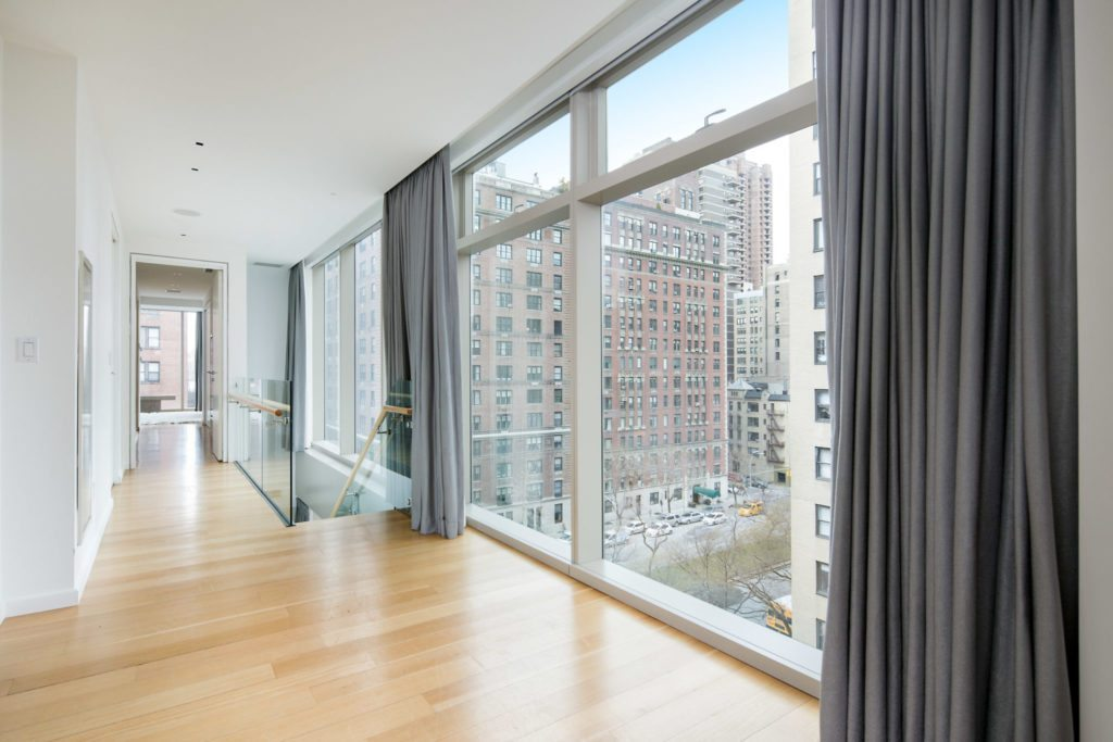 Luxury listing: two-story duplex on Park Avenue