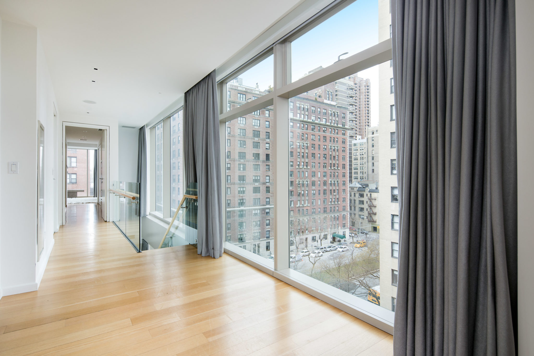 Luxury listing: two-story duplex on Park Avenue