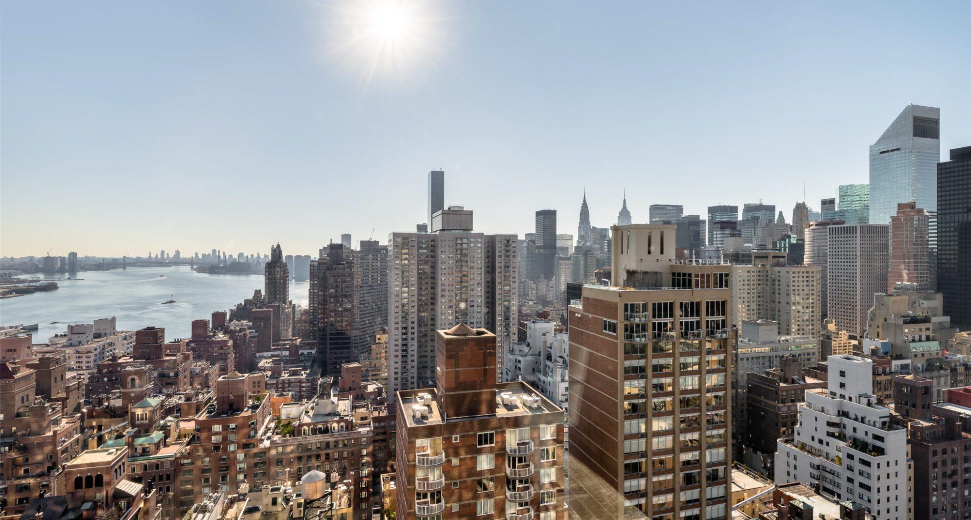 Luxury listing: Midtown Manhattan high-rise
