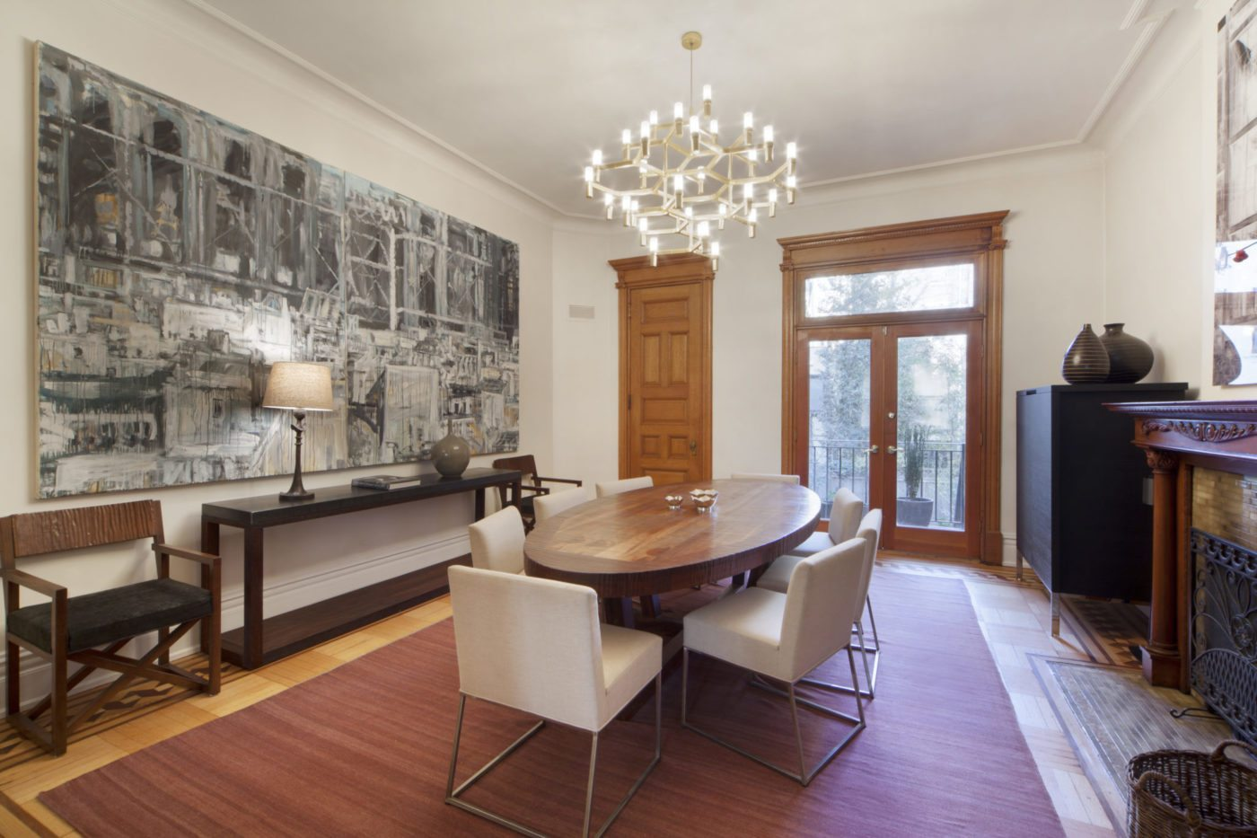 Luxury listing: Upper West Side brownstone