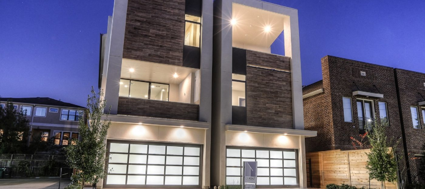 Luxury listings: new modern construction in Hyde Park