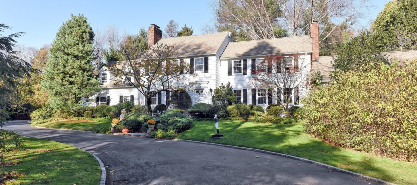 Luxury listing of the day: Sands Point colonial