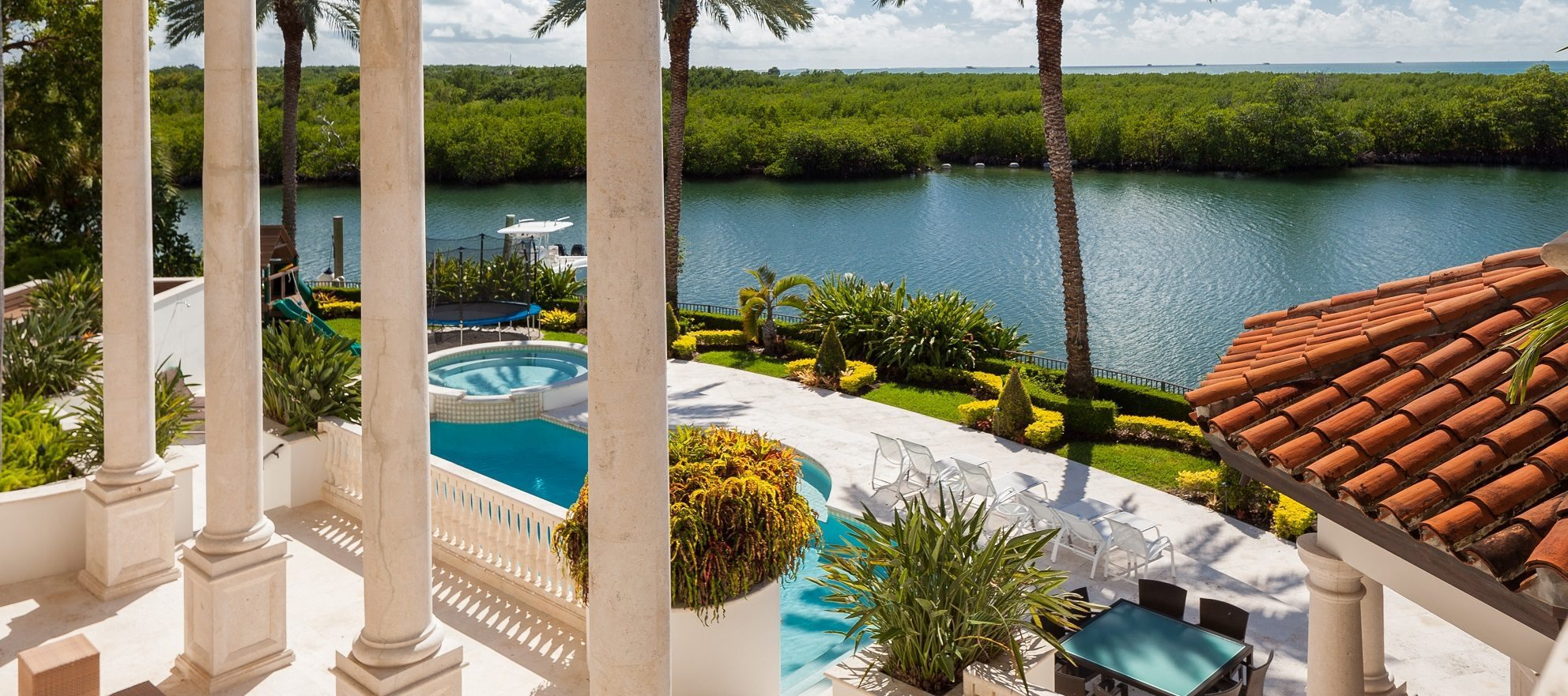Luxury listing: Biscayne Bay waterfront estate