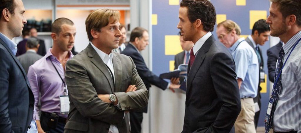 big banking, big short, real estate