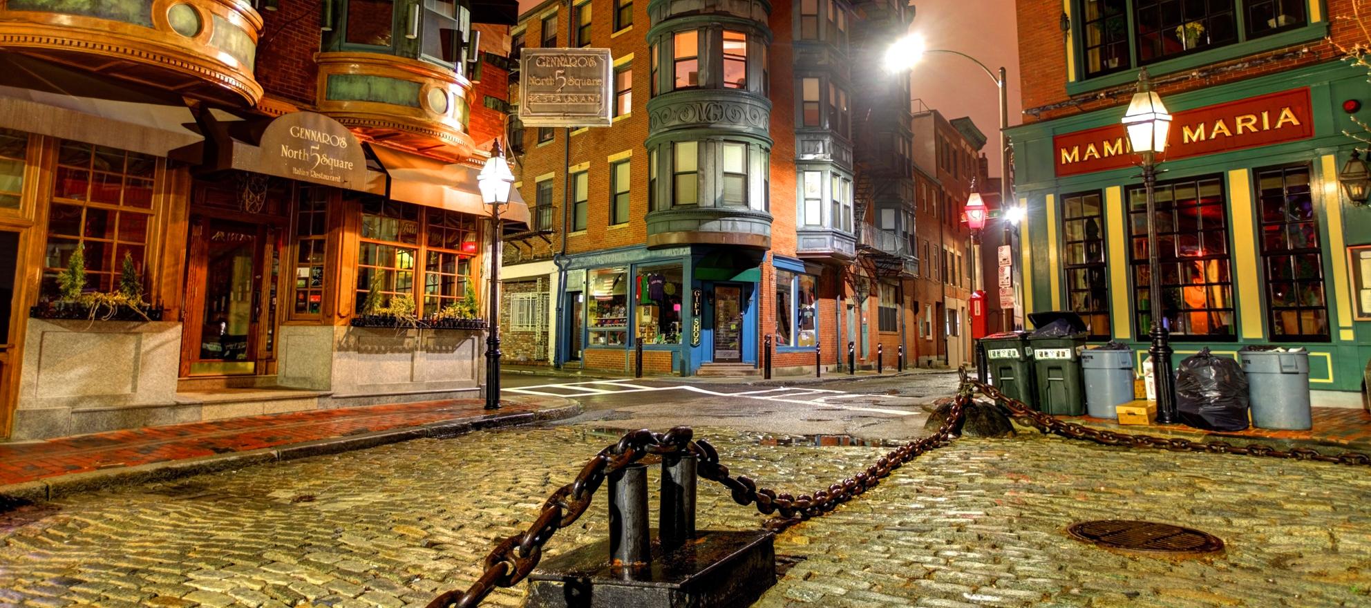 Boston Downtown Crossing