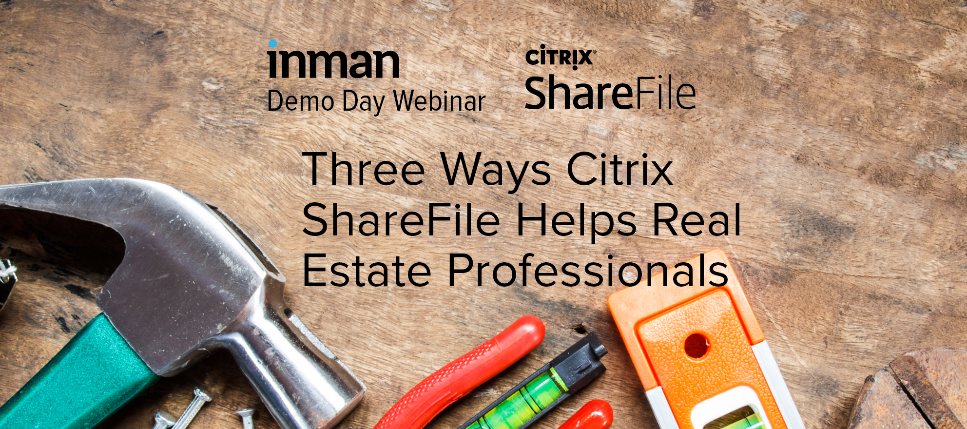 Three ways Citrix ShareFile helps real estate professionals
