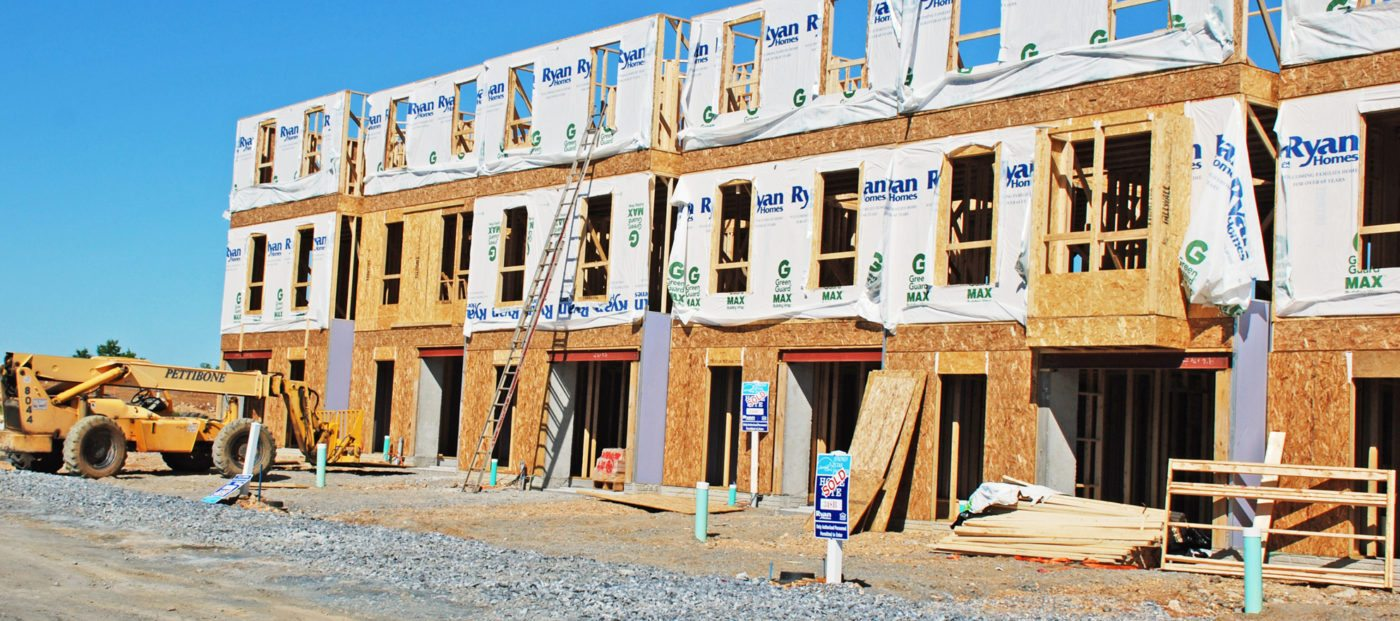 5 reasons selling new construction makes more cents