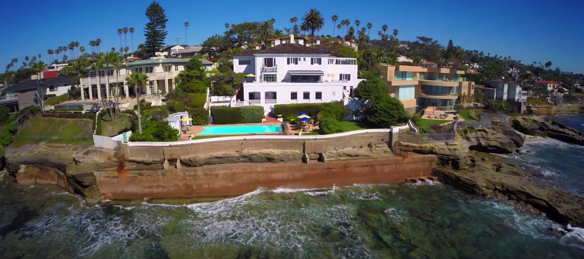 Video listing of the day: La Jolla oceanfront
