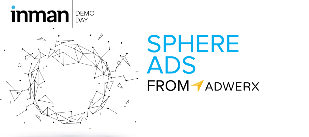Sphere ads from Adwerx