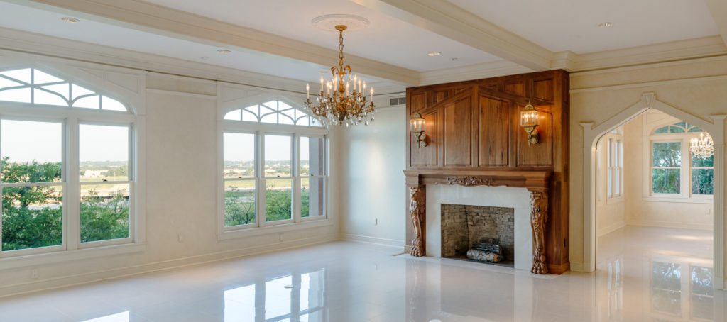 Luxury listing of the day: Fort Worth, Texas, home in the woods