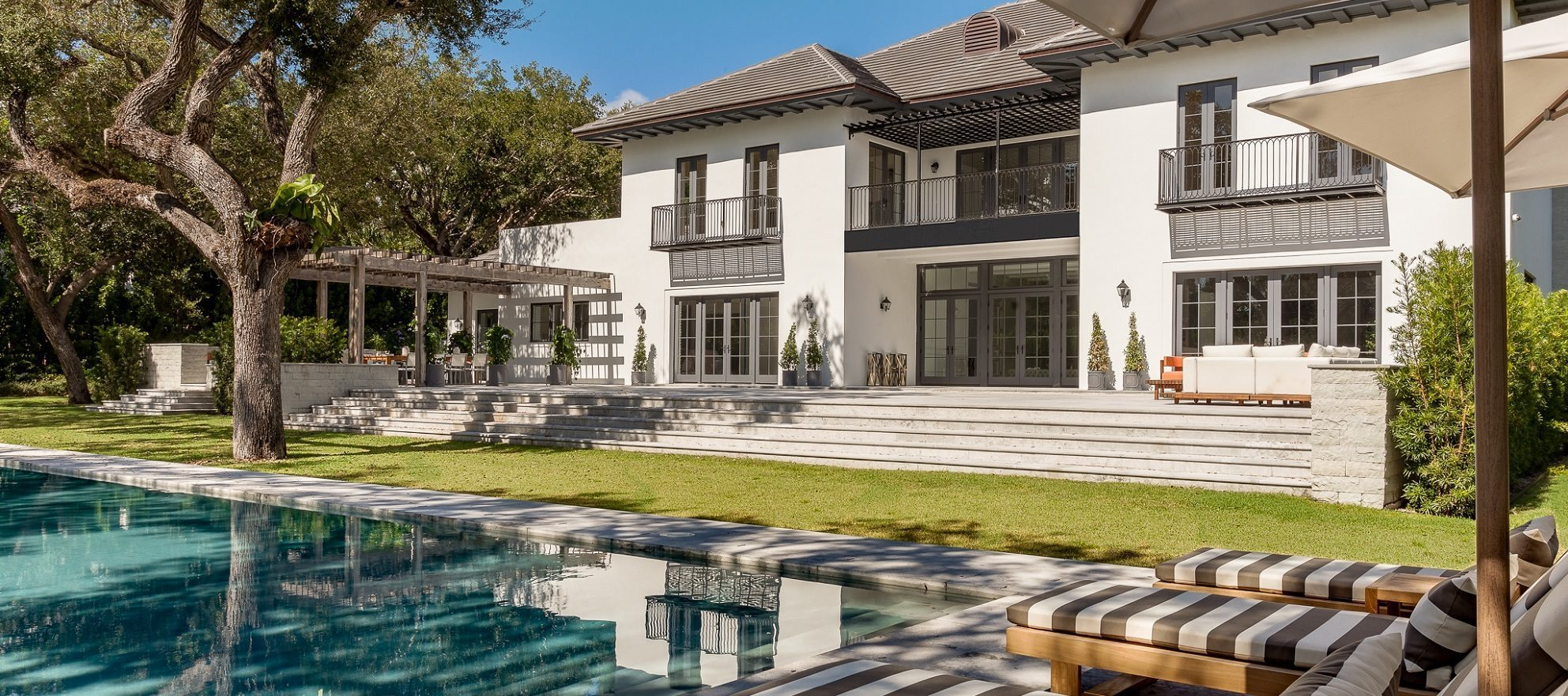 Luxury listing: meticulously designed inside and out