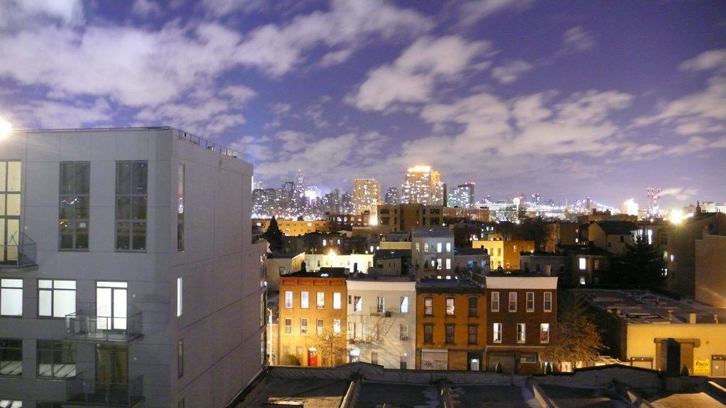 Brooklyn's Greenpoint neighborhood/Flickr user adamgetsawesome