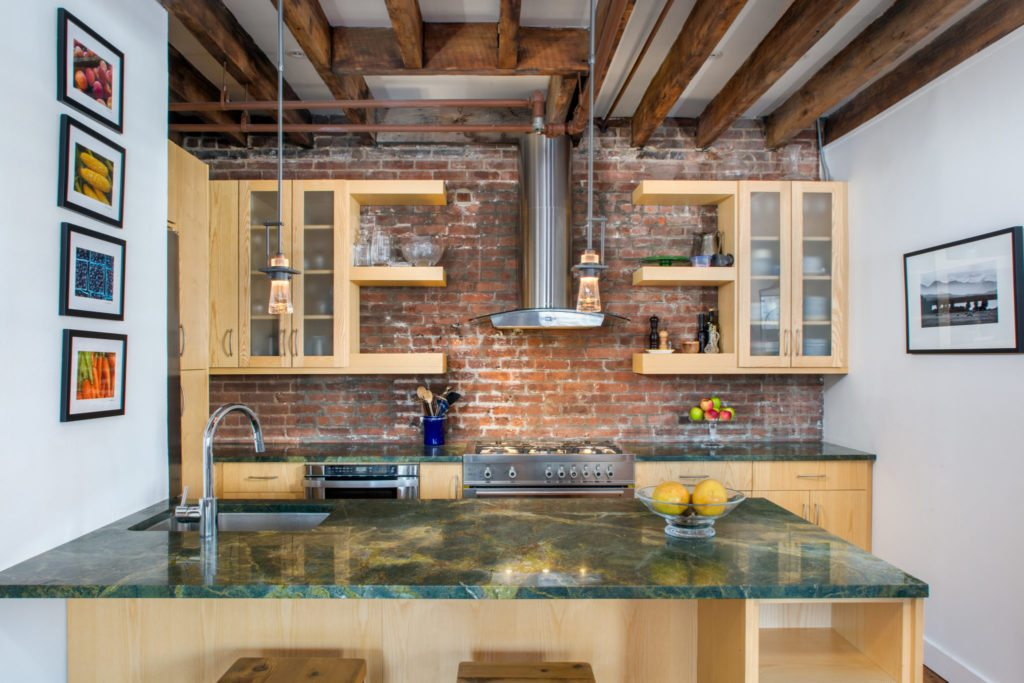 loft in Greenwich Village