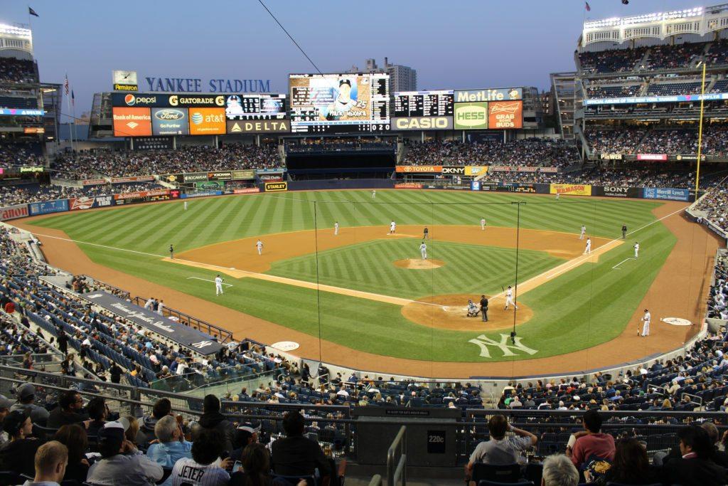 Yankee Stadium/Flickr user Shinya Suzuki