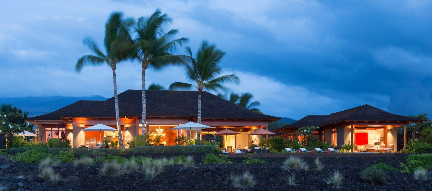 Luxury listing: Hualalai resort home in Hawaii