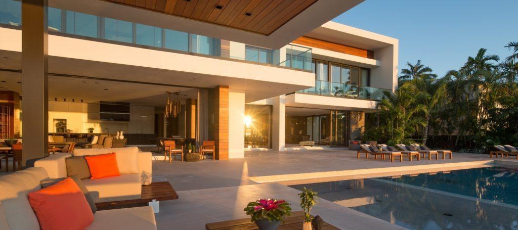Miami Beach mansions