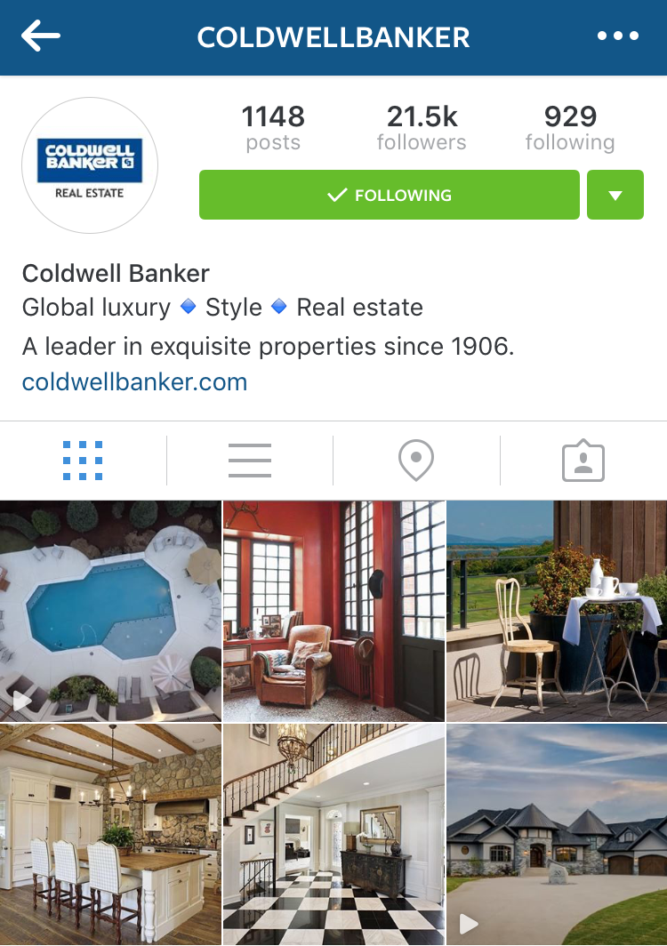 Coldwell_Banker_Instagram