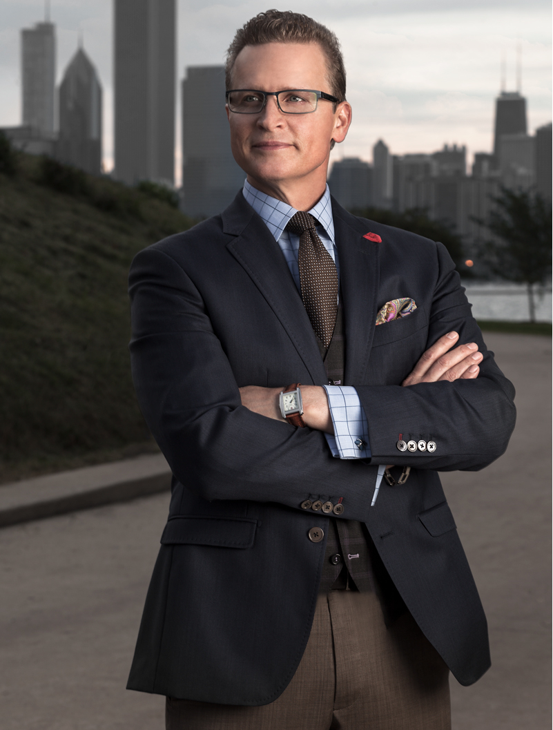 Craig Hogan, vice president of luxury at Coldwell Banker Real Estate.