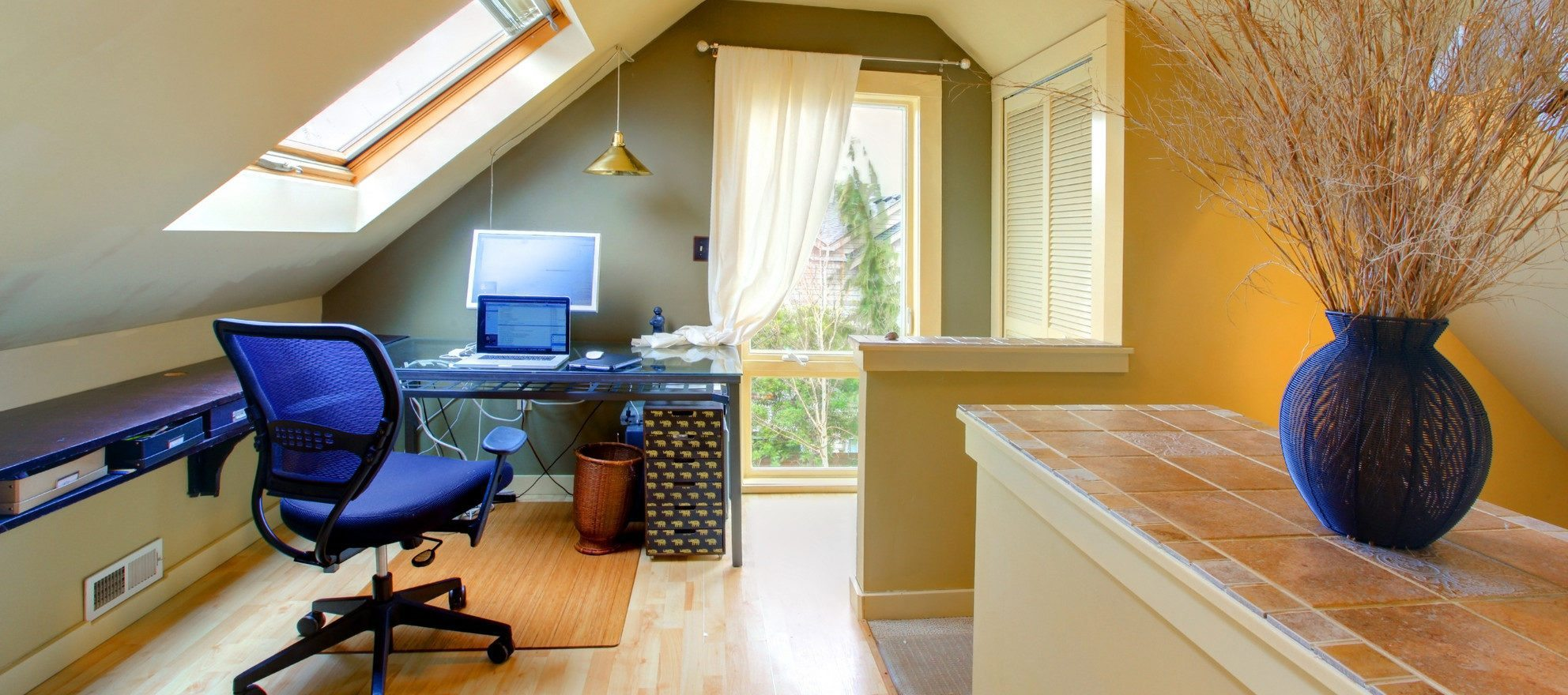 rent home office
