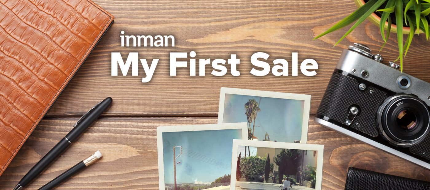 my first sale