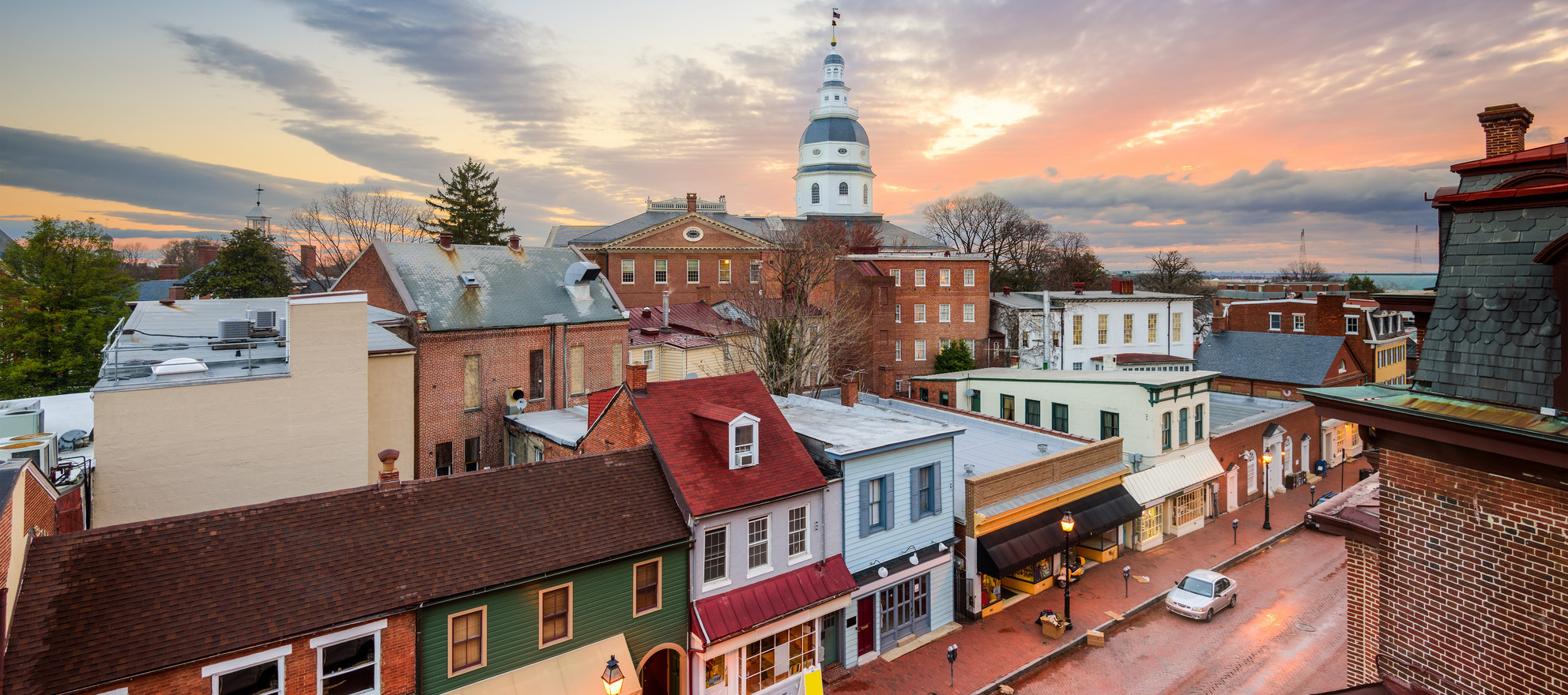 Community profile: Annapolis, MD