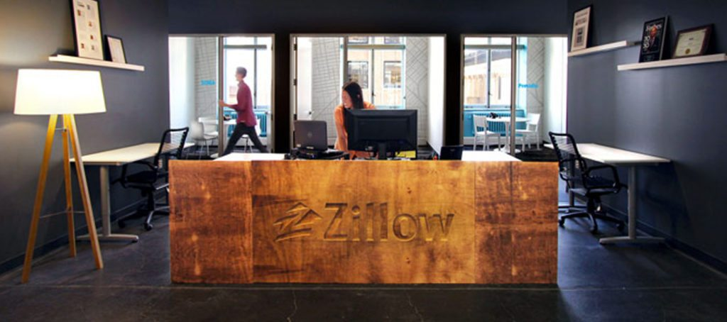 Zillow posts record $1B in revenue for 2017