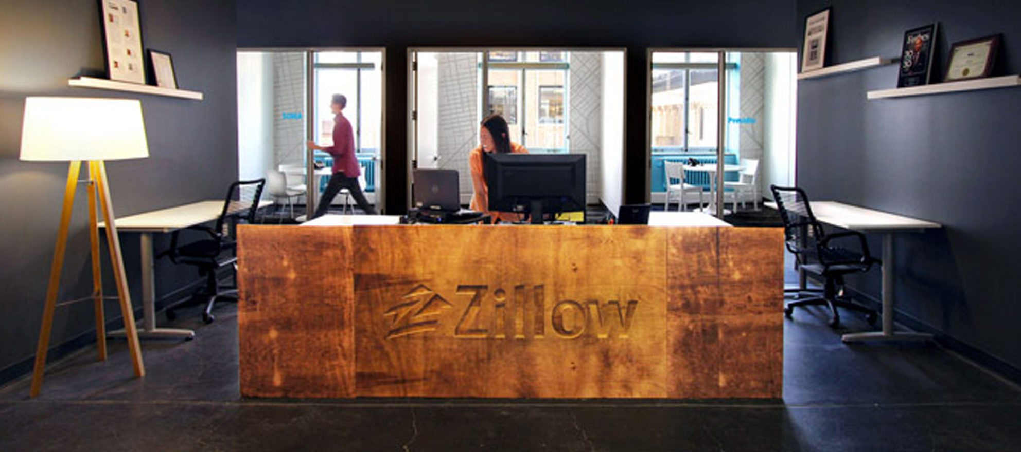 zillow group realestate.com