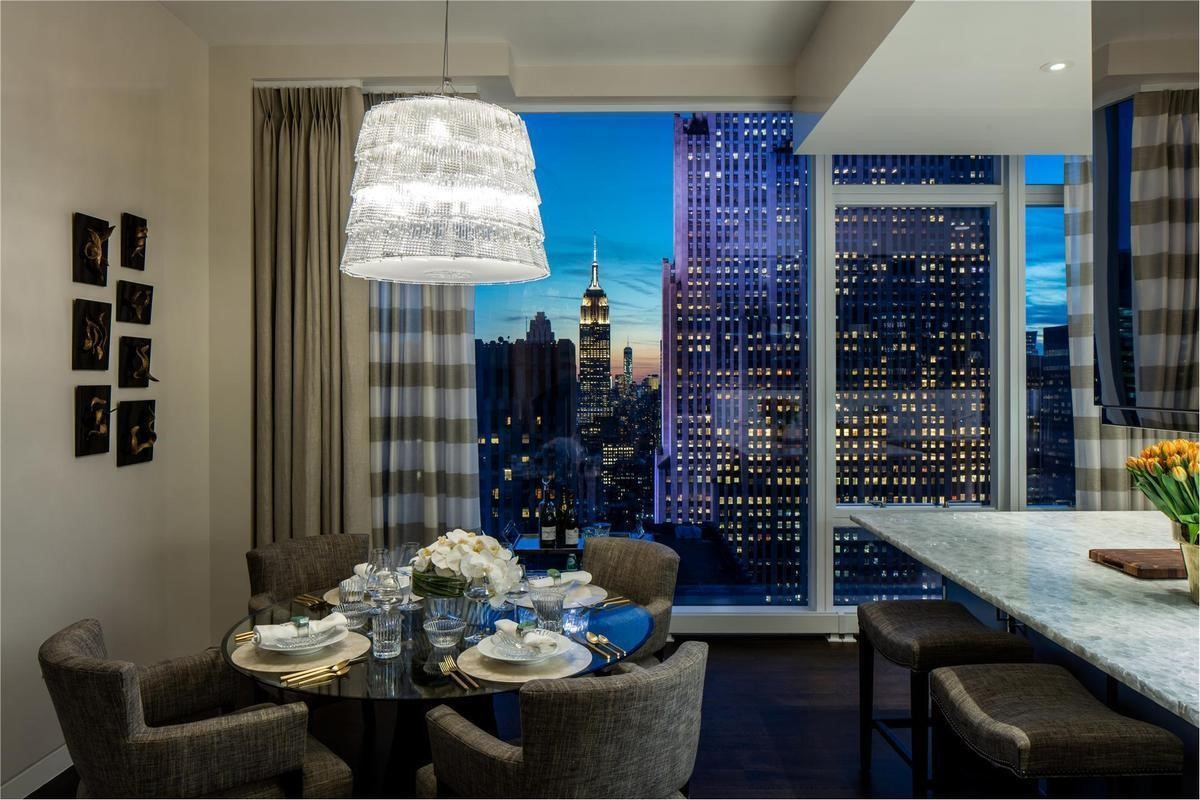 Midtown Manhattan apartment