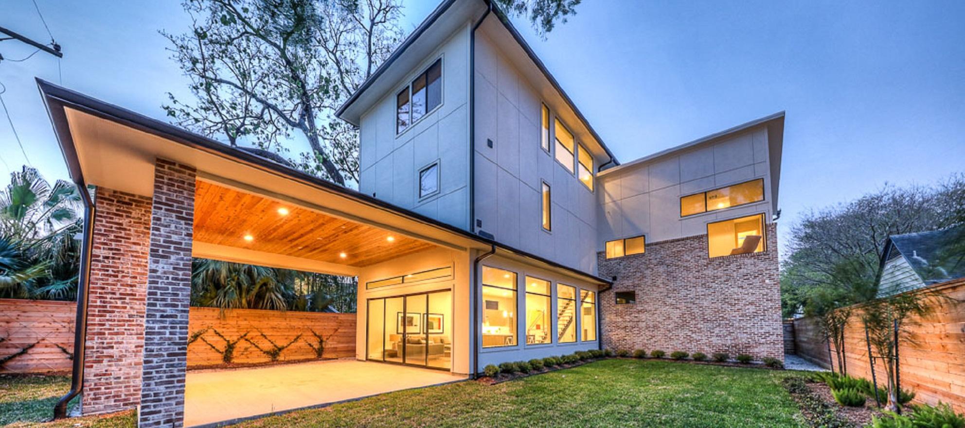 Luxury listing: custom-designed industrial and modern