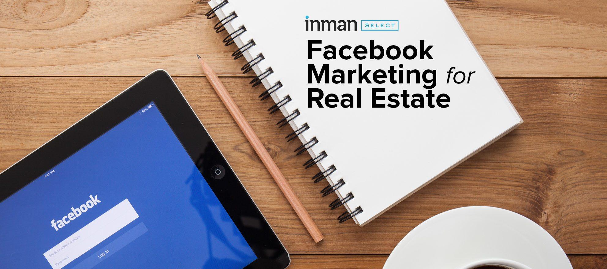 webinar facebook marketing for real estate