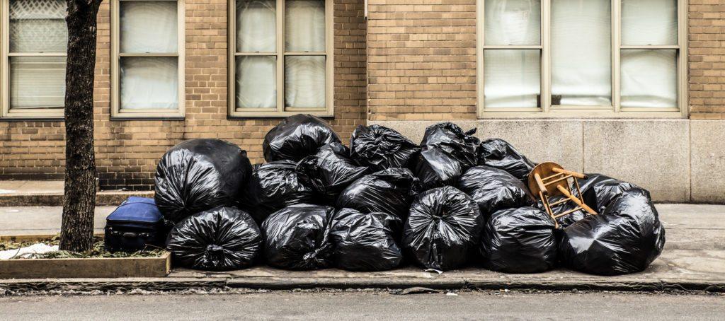 Alternatives to trashing junk when moving