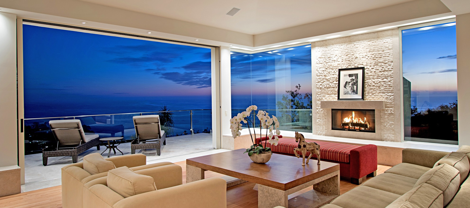 Luxury listing: custom home with unmatched ocean views