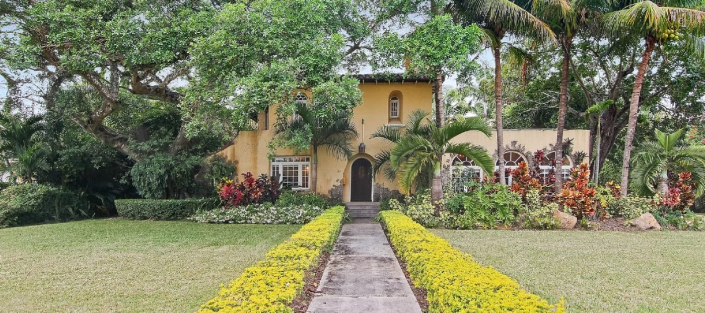 Luxury listing: Historic Spanish home on the green