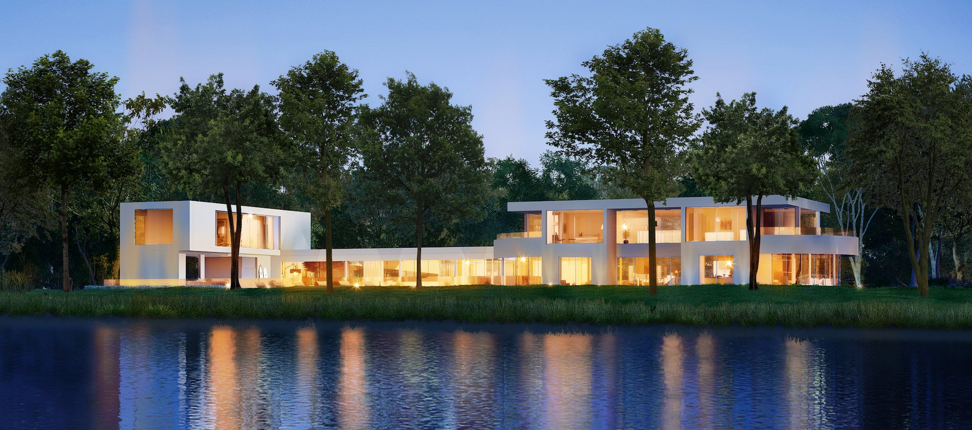 Luxury listing of the day: modern home in the Hamptons