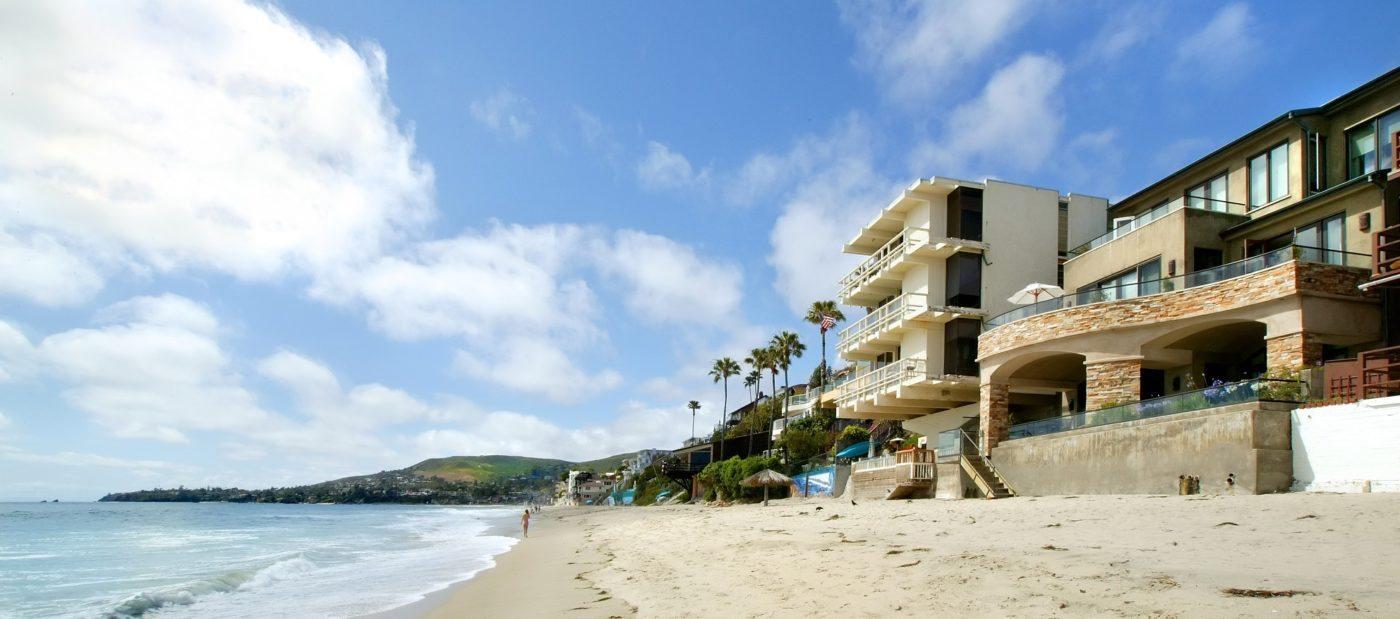 Luxury listing: Custom oceanfront home in Laguna