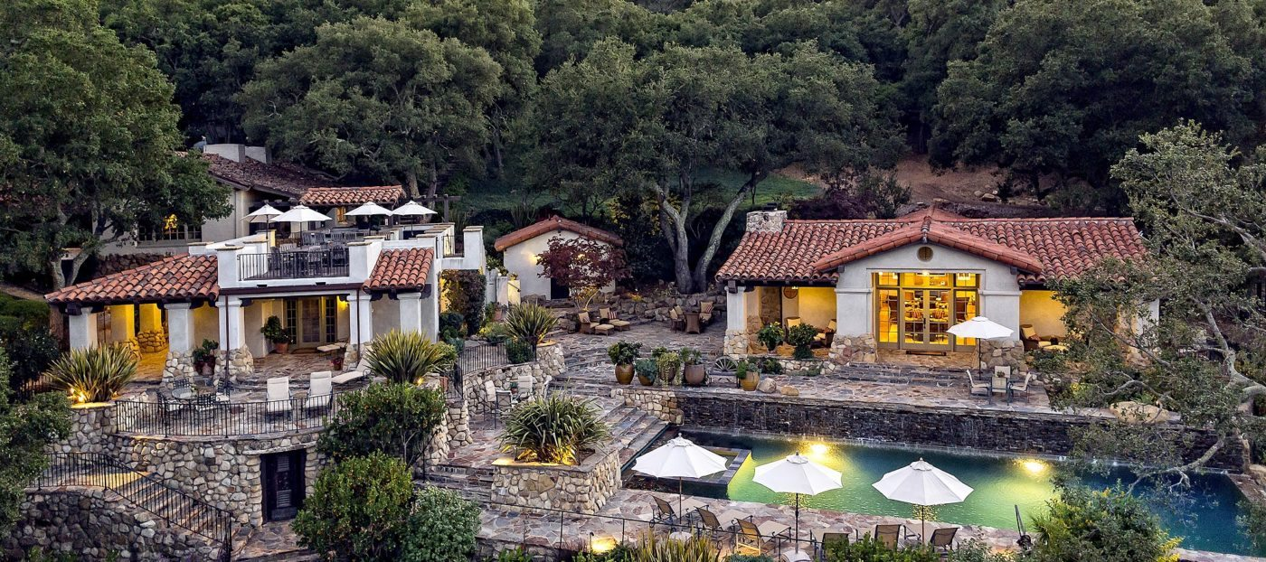 Luxury listing: California compound with impressive list of owners