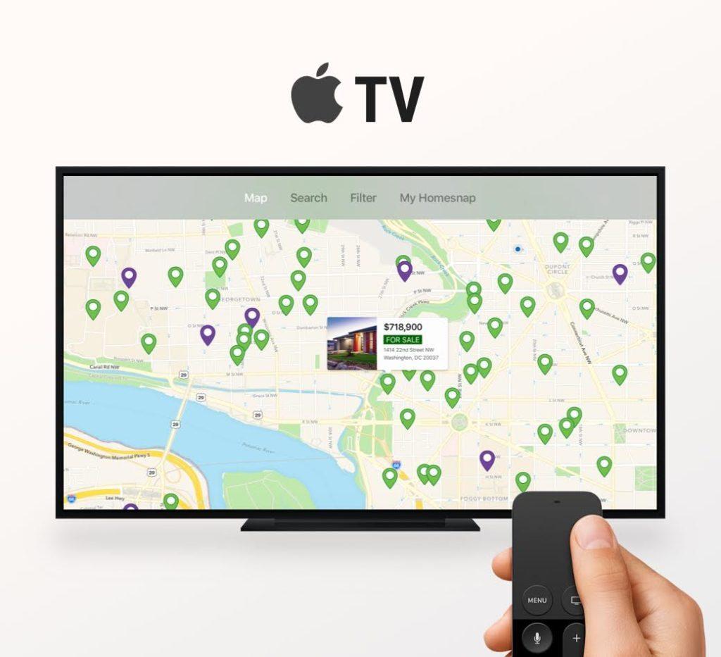 Homesnap Apple TV2