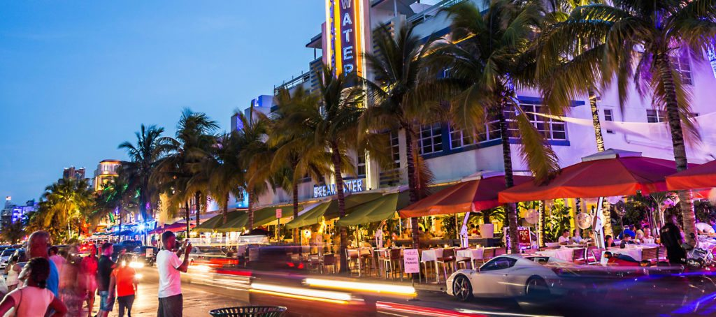 Miami job growth