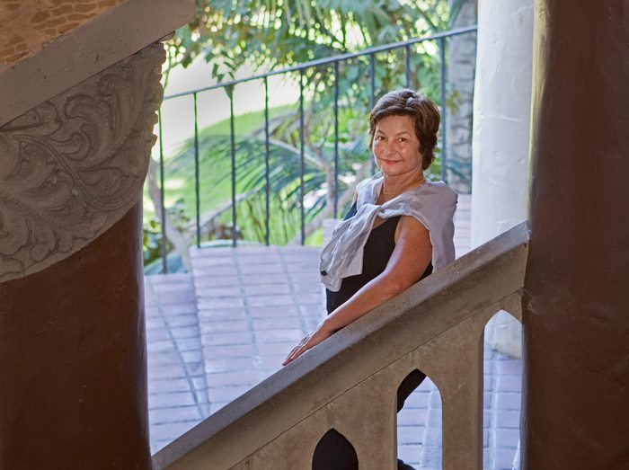 santa barbara real estate agent Louise McKaig, Interview about touring luxury homes