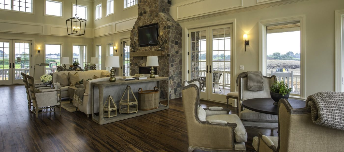 Luxury listing: Farmhouse chic in eco-luxe agrihood