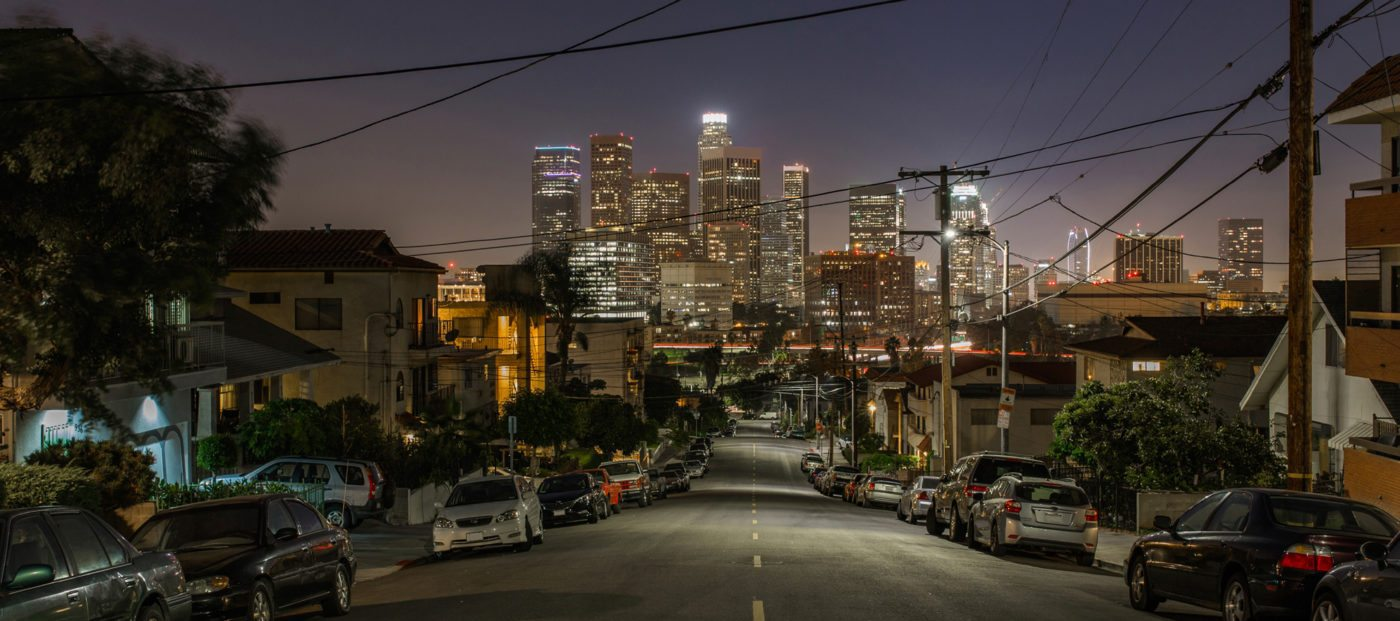 rent in Los Angeles