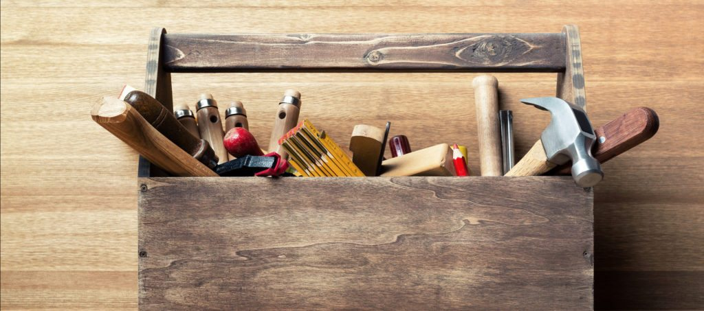 A toolbox for fixing things